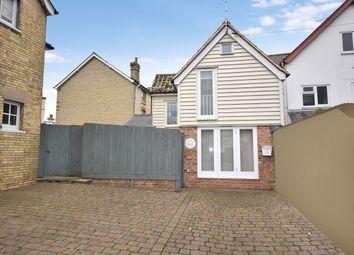 Thumbnail 2 bed semi-detached house for sale in Audley Road, Saffron Walden