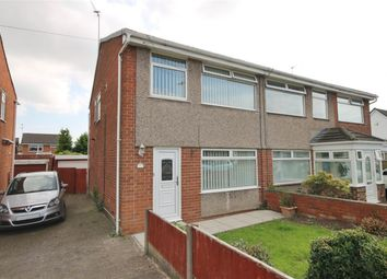 Thumbnail 3 bed semi-detached house for sale in Netherfield, Widnes