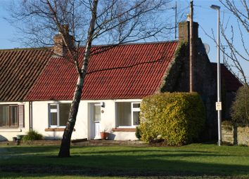 Thumbnail 1 bed end terrace house to rent in 5 School View, Pitlessie, Cupar, Fife