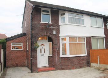 Thumbnail 3 bed semi-detached house for sale in Denmark Road, Sale