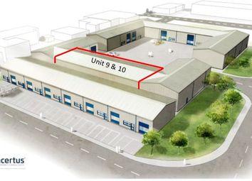 Thumbnail Commercial property to let in Unit 9 & 10, Phoenix Enterprise Park, Gisleham, Lowestoft