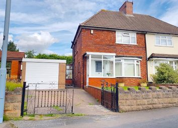 Thumbnail 2 bed semi-detached house for sale in Crankhall Lane, Wednesbury, West Midlands