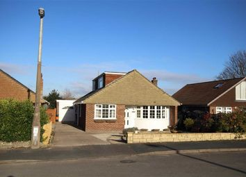 Thumbnail 3 bed detached bungalow for sale in The Broadway, Swindon, Wiltshire