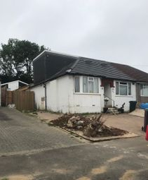 Thumbnail 5 bed bungalow for sale in Penrose Avenue, Watford, Hertfordshire