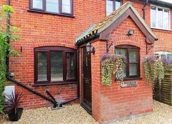 Thumbnail 3 bedroom terraced house for sale in Lingwood Road, Blofield, Norwich