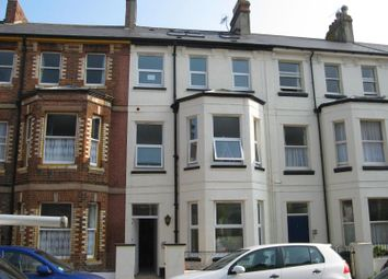 Thumbnail 1 bedroom flat to rent in Morton Road, Exmouth