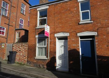 Thumbnail 2 bedroom end terrace house for sale in St. Hugh Street, Lincoln