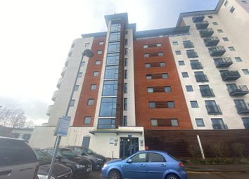 Thumbnail 1 bed flat for sale in Galleon Way, Cardiff