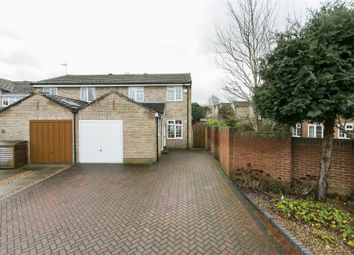 Thumbnail 3 bed semi-detached house for sale in Harvest Ridge, Leybourne, West Malling