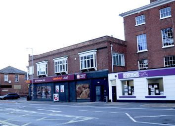 Thumbnail 2 bed flat to rent in Barbourne Road, Worcester, Worcestershire