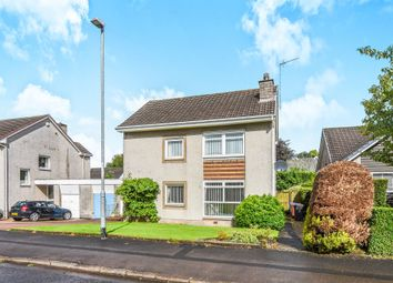 Thumbnail 4 bed link-detached house for sale in Churchill Road, Kilmacolm