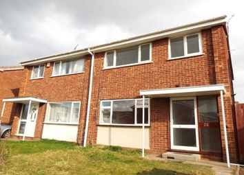 Thumbnail 3 bed property to rent in Rushford Drive, Leicester