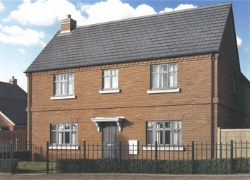 4 bed detached house for sale in Plot 32, Moorland Glade, Lower Street, Hillmorton, Warwickshire CV21