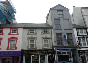 Thumbnail 1 bedroom flat to rent in Flat Two, 39 Bridge Street, Caernarfon