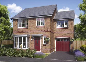 Thumbnail 4 bed detached house for sale in Wesley Street, Bamber Bridge