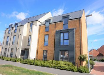 Thumbnail 1 bed flat for sale in Brooklands, Milton Keynes