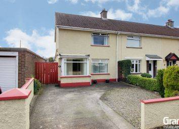Thumbnail 3 bed terraced house for sale in Culmore Avenue, Newtownards