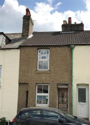 Thumbnail 1 bed terraced house for sale in Tower Street, Dover