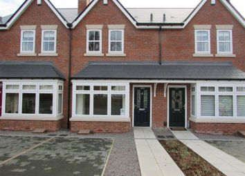 Thumbnail 3 bed town house to rent in Tanworth Lane, Solihull