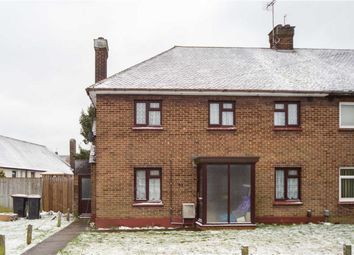 Thumbnail 4 bed semi-detached house for sale in Croft Green, Dunstable, Bedfordshire