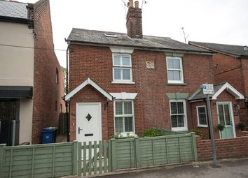 Thumbnail 3 bed semi-detached house for sale in Binfield Road, Bracknell