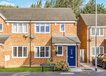 Thumbnail 3 bed semi-detached house for sale in Cromwell Mount, Pontefract