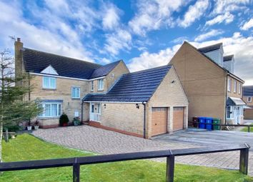 Thumbnail 4 bed detached house for sale in The Intake, Osgodby, Scarborough