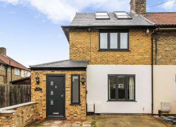 Thumbnail 4 bed terraced house for sale in Bonham Road, Becontree, Dagenham