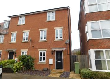 Thumbnail 4 bed end terrace house for sale in St. Helena Avenue, Newton Leys