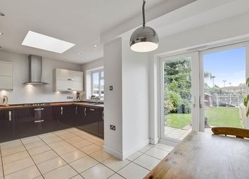 Thumbnail 4 bedroom semi-detached house for sale in Vicarage Road, Chelmsford