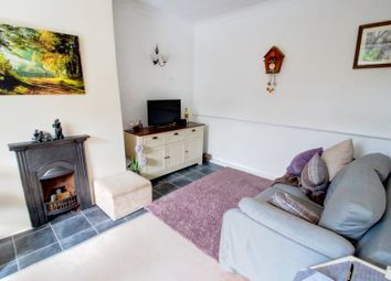 Thumbnail 2 bed terraced house for sale in Jester Place, Queensbury, Bradford