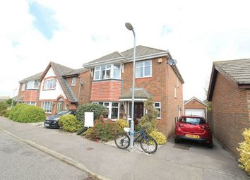 Thumbnail 4 bedroom detached house for sale in Hornbeam Avenue, Bexhill On Sea, East Sussex