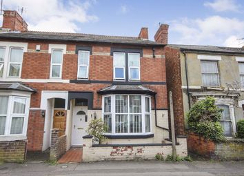 Thumbnail 3 bed end terrace house for sale in Queen Street, Rushden, Northamptonshire
