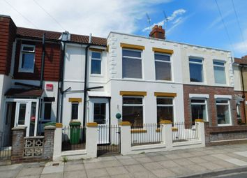 Thumbnail 3 bedroom terraced house for sale in Madeira Road, Portsmouth