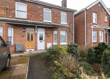 Thumbnail 2 bed terraced house for sale in Woodnesborough Road, Sandwich