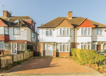 Thumbnail 3 bedroom semi-detached house to rent in Sydenham Park Road, London