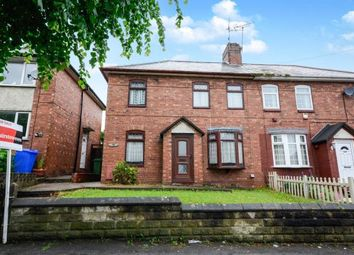 Thumbnail 3 bedroom semi-detached house for sale in Shaftsbury Avenue, Mansfield, Nottinghamshire
