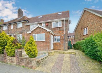 Thumbnail 6 bed semi-detached house for sale in Stephens Road, Brighton, East Sussex