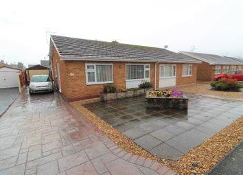 Thumbnail 2 bedroom semi-detached bungalow for sale in Lower Minster, Wrexham