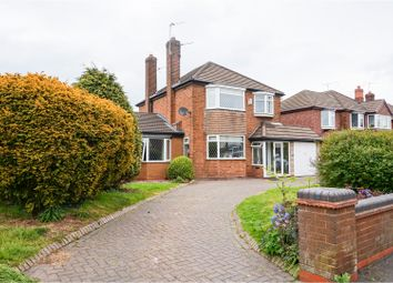 Thumbnail 4 bed detached house for sale in Lichfield Road Bloxwich, Walsall