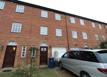 Thumbnail 3 bedroom terraced house to rent in Hamlet Square, London