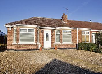 Thumbnail 2 bed bungalow for sale in East End Road, Preston, Hull, East Yorkshire
