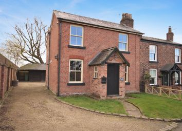 Thumbnail 3 bed semi-detached house for sale in Paddock Hill, Mobberley, Knutsford