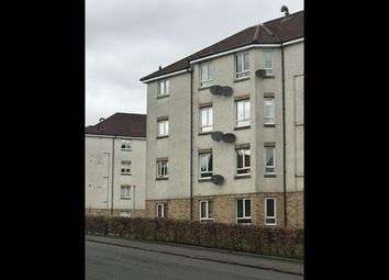 Thumbnail 2 bed flat for sale in Burte Court, Bellshill