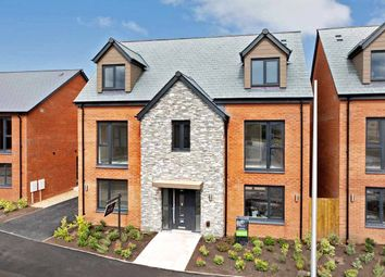 Thumbnail 5 bed detached house for sale in Topsham, Exeter, Devon
