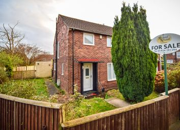 Thumbnail 3 bed semi-detached house for sale in Windsor Road, Wrenthorpe, Wakefield