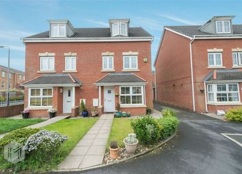 Thumbnail 4 bed semi-detached house for sale in Hazel Pear Close, Horwich, Bolton, Lancashire