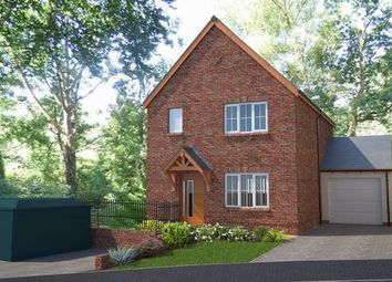 Thumbnail 3 bed detached house for sale in Howden, Tiverton