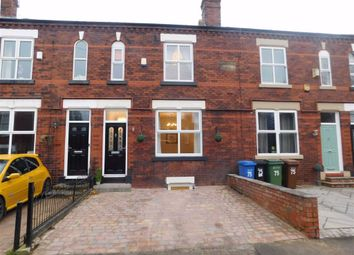 3 bed terraced house for sale in Moorland Road, Woodsmoor, Stockport SK2