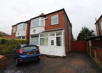 Thumbnail 3 bed semi-detached house for sale in Leyland Avenue, Gatley, Cheadle, Cheshire